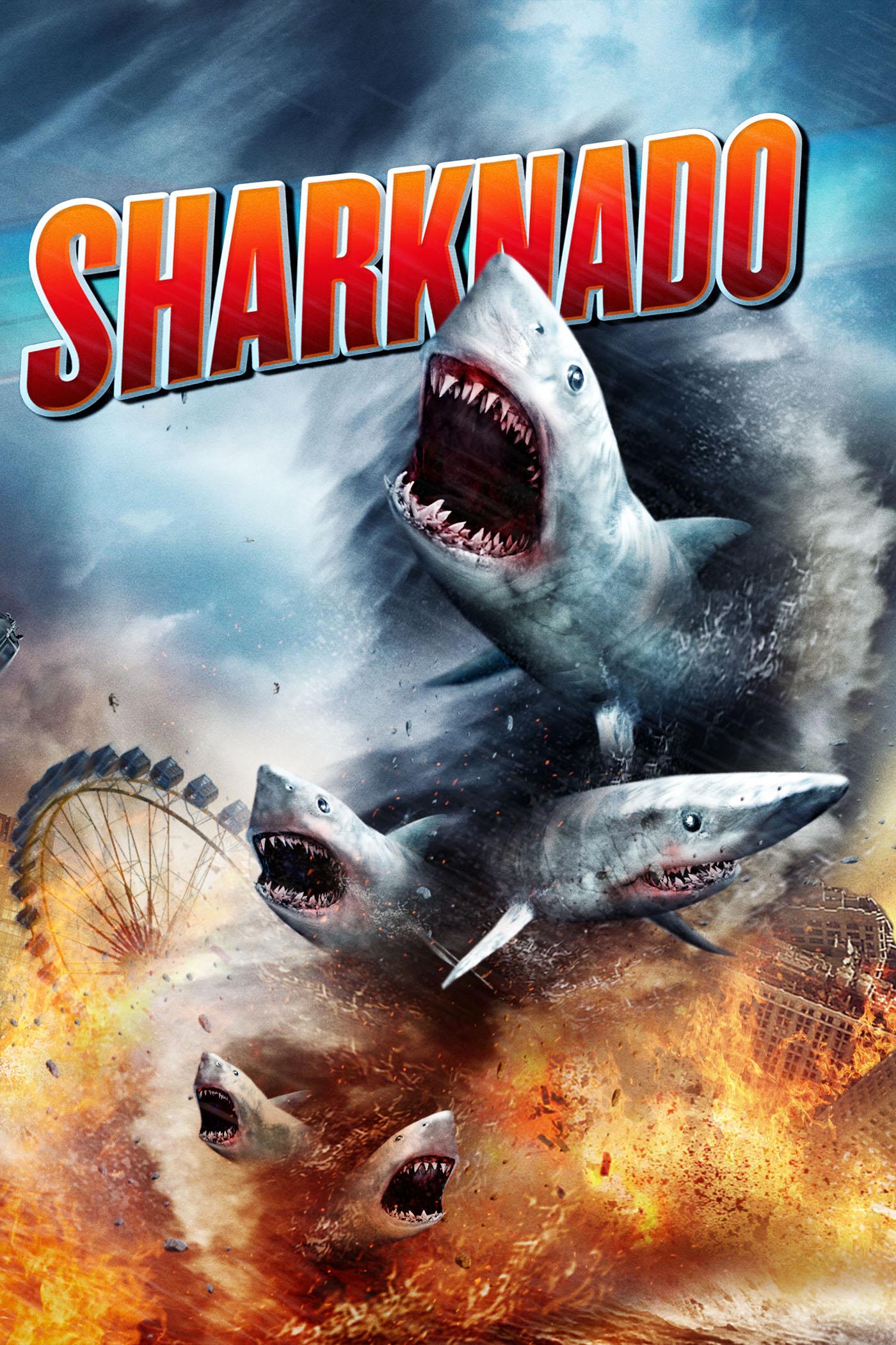 sharknado affiche du film