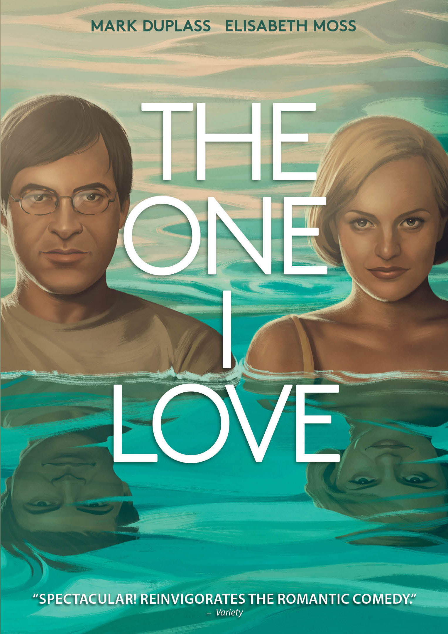 the one i love affiche film